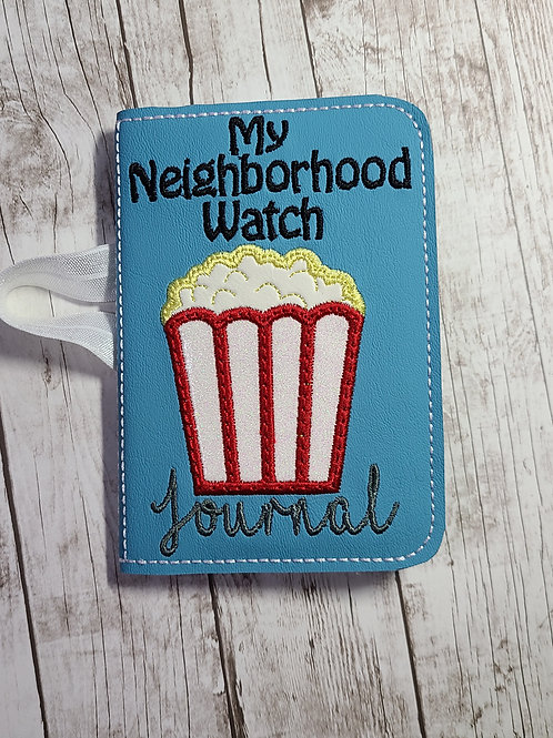 Mini Comp Cover - Neighborhood Watch
