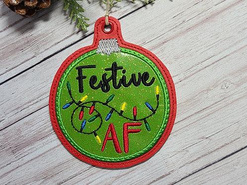 Ornament - Festive AF