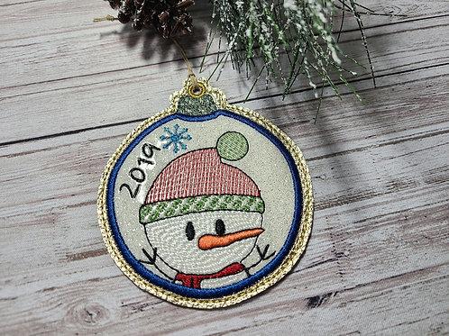 Ornament - Snowman