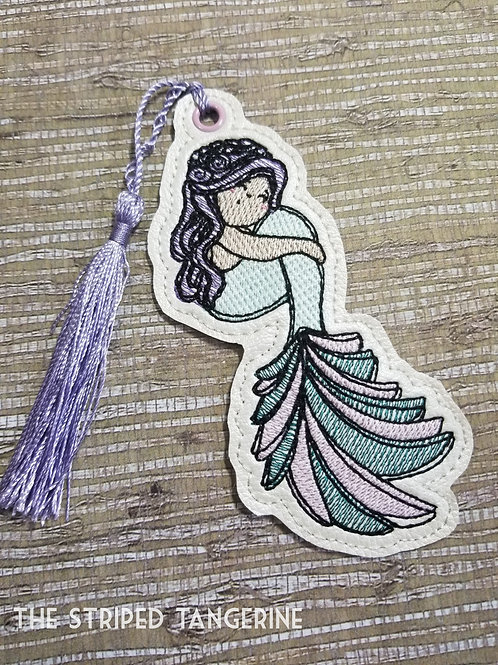 Bookmark - Mermaid