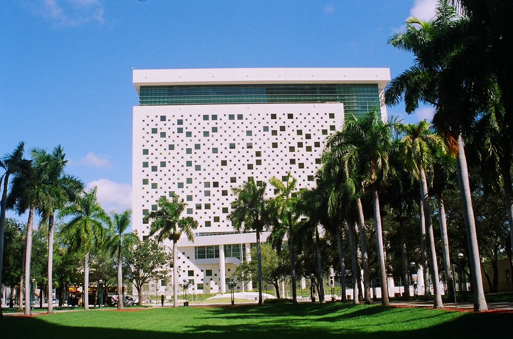 Miami Dade Children's Courthouse
