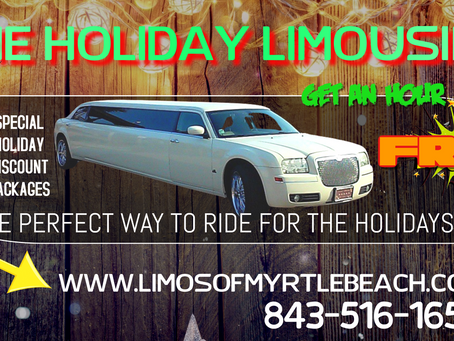 Visit Myrtle Beach for the Holidays!