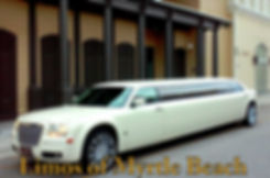 Ride safe, have a fun and enjoyable time! Limos of Myrtle Beach always strives for comfort and your safety. We are open and ready to service your transportation needs.