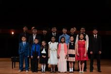 Students of Julia Amada Kruger
