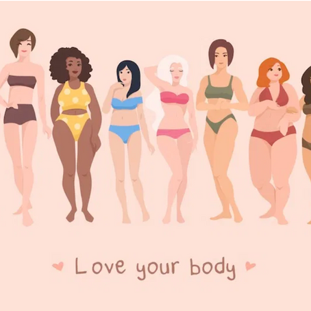 Developing a Healthy Body Image