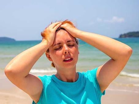 How to Prevent Heatstroke when Exercising