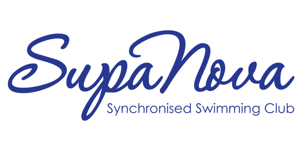 SupaNovas Synchronised Swimming Club_Fin