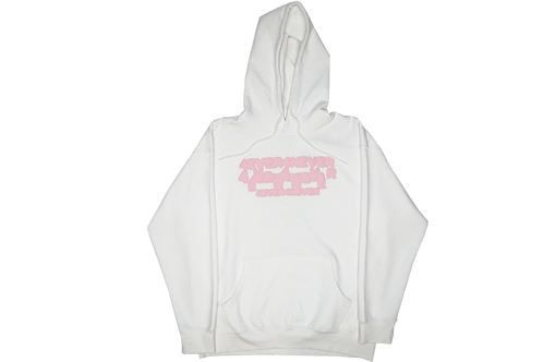 """""""4ever4never"""" Hoodie"""