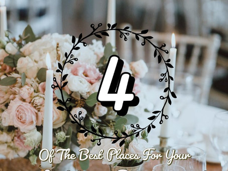 4 Of The Best Reception Venues In Fayette, Highland & Clinton County