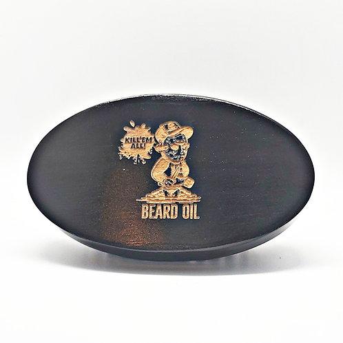 Sandalwood & Bamboo Beard Brush