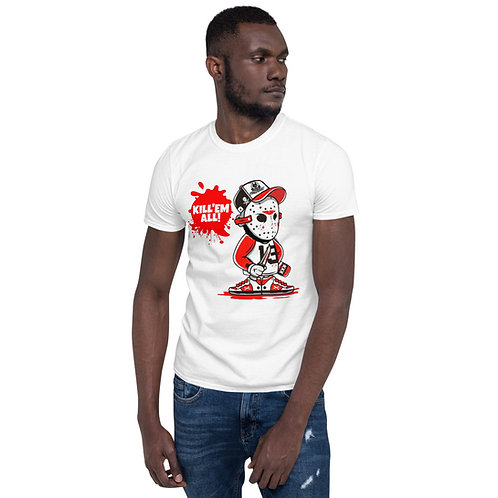 Kill'em All Short-Sleeve Unisex T-Shirt