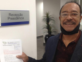 Presidente da assembleia legislativa de Rondônia é notificado