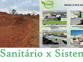 Aterro Sanitário x Sistema INER, qual a melhor saída para cidade de Jaru?