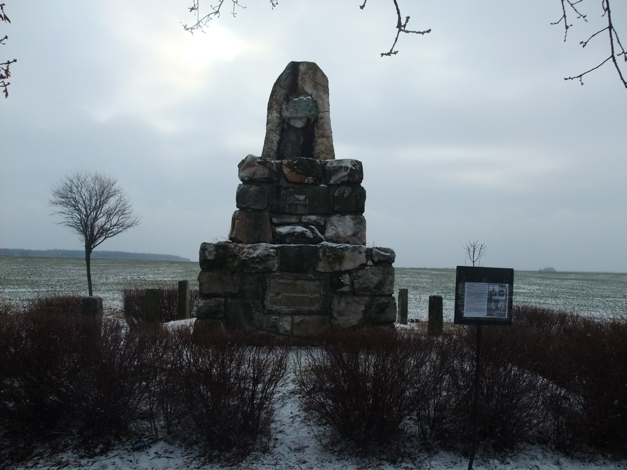 Památník Tří Císařů