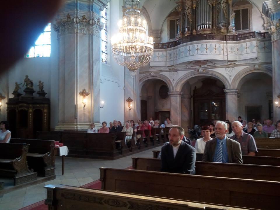 1. koncert pro Zlonické zvony
