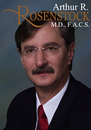 "Dr. Arthur Rosenstock Voted ""Top Doc"""