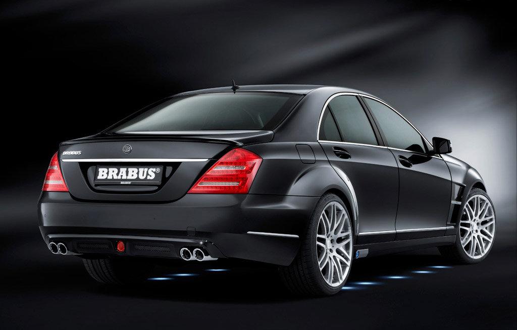 Mercedes Brabus 740hp s600 Movement 1hr