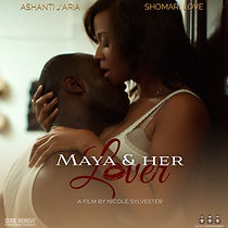 Maya and her lover casting director del
