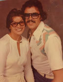 Carmen and Manny - Those Woolworth photos we couldn't afford