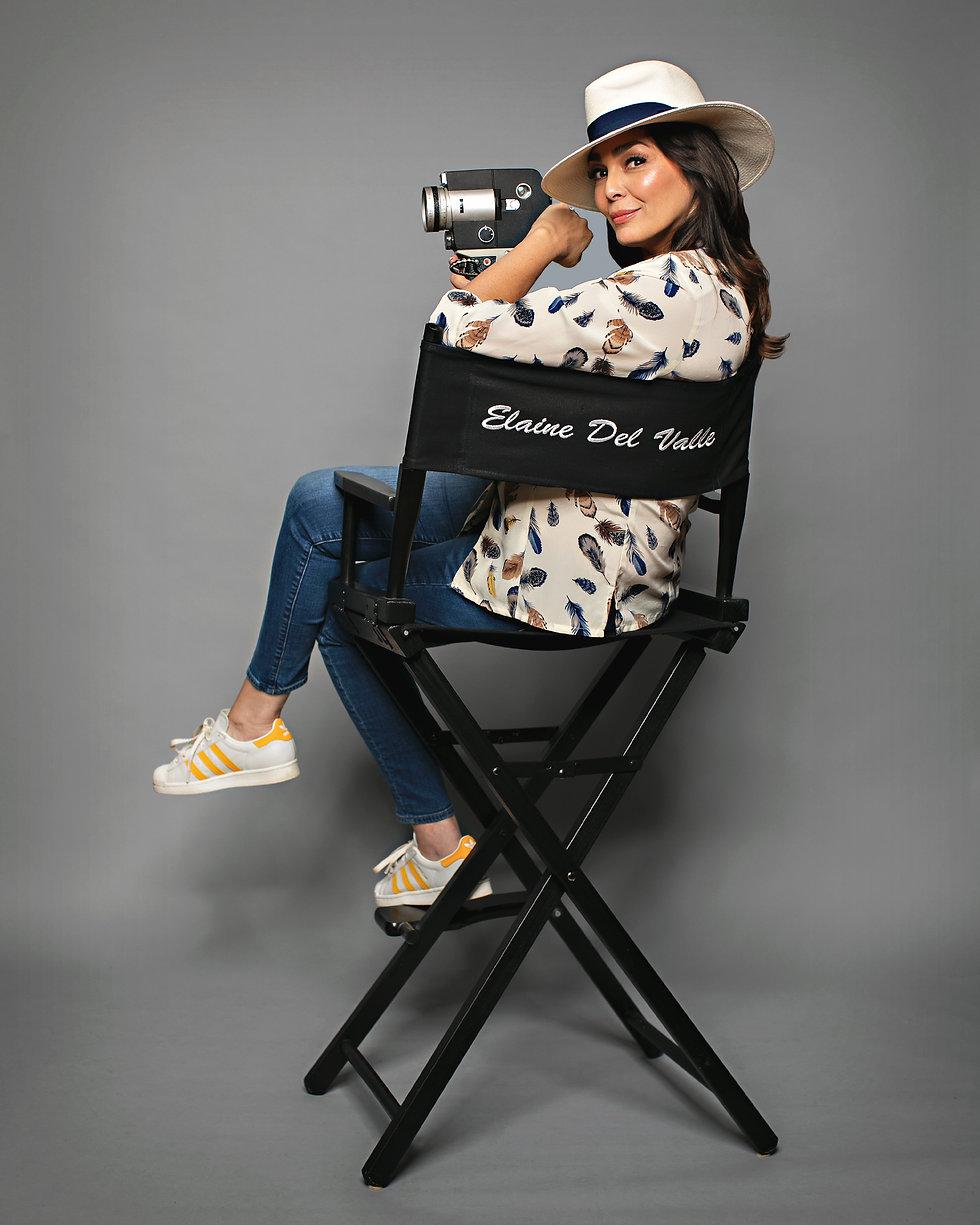 Elaine Del Valle Actress, Writer, Director