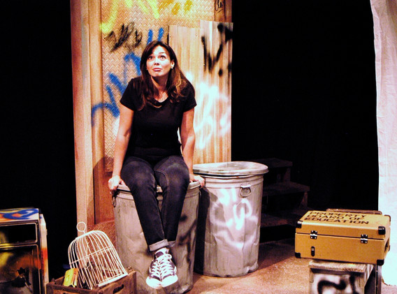 Brownsville Bred, Elaine Del Valle, playwright, latinx