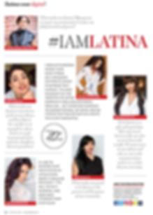 Latina Magazine, latina leader, Elaine DEl Valle, direc