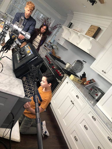 Elaine Del Valle Directs Cesars dog food