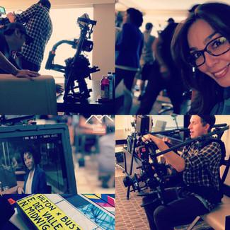Elaine Del Valle directs Hilton Hacks fo