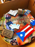 Brownsville Bred custom cake made by a fan of the stageplay