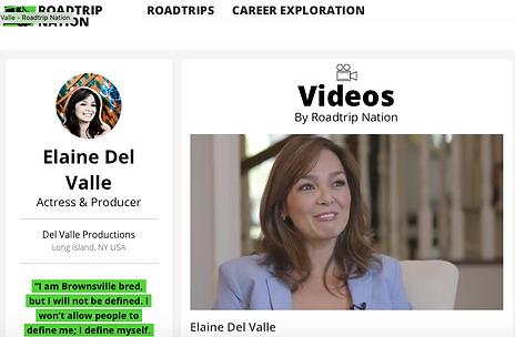 Elaine Del Valle, Beating The Odds, Lati