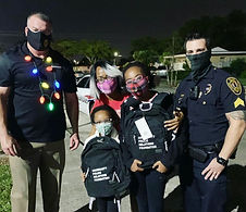 CPRF & goTRG Partner with Miami Police in Back-to-School Backpacks, PC Tablets & Headphones