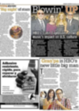 HBO, Daily News, elaine del valle, di