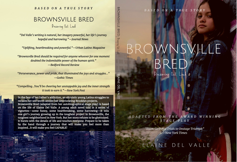 Brownsville Bred - The Book