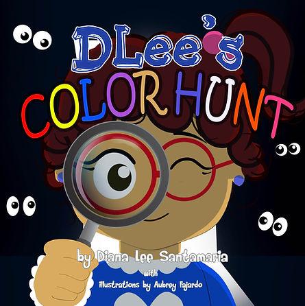 children's book, lesson plans, learn colors,