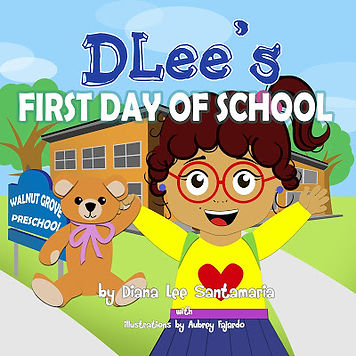children's book, lesson plans, first day of school