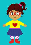 latina, author, teacher, diana lee santamaria, DLee, DLee's world, Dlees World, kids books