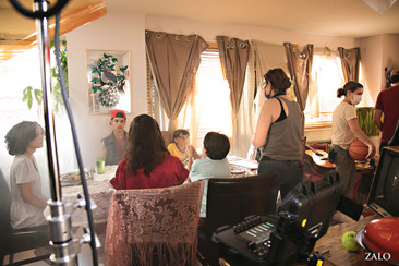 BTS Brownsville Bred - Latino Family Drama written and directed by Elaine Del Valle