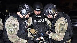 CPRF Responds to School Shooting by Providing Officers with Advanced Tactical Training
