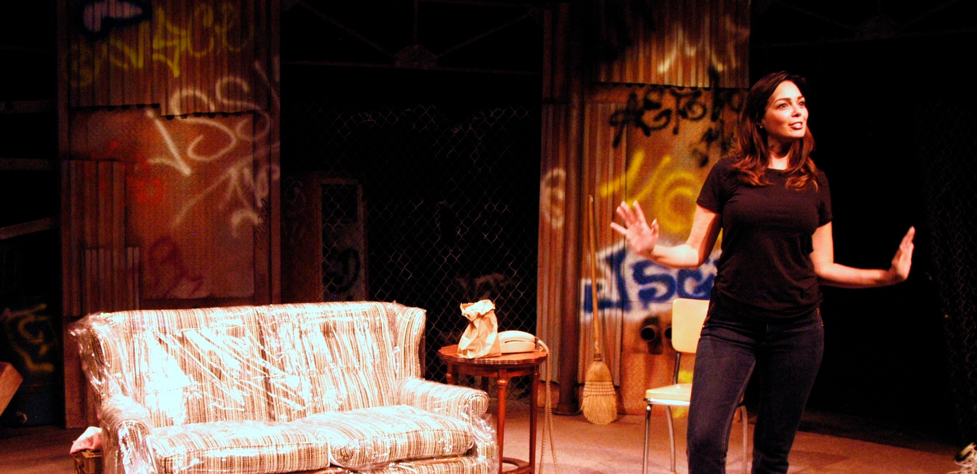 Brownsville Bred, Elaine Del Valle, playwright
