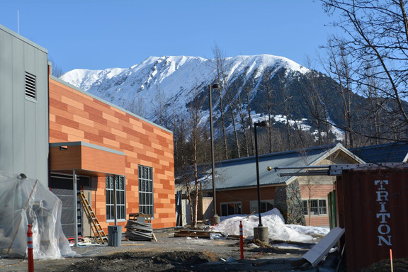 Anchorage Fire Station #9