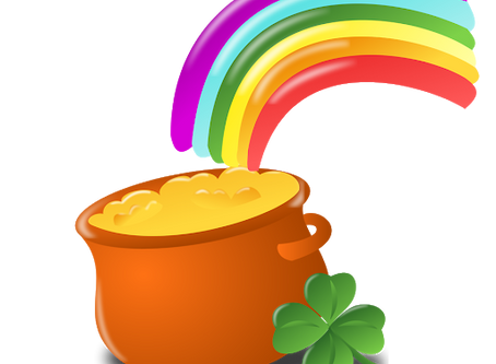 Hunt for the Pot of Gold!
