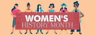 2021 Friends web womens histor month ima