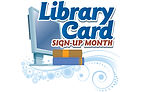Friends website library card month graph