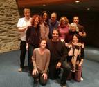 Holotropic Breathwork® Facilitator Team with Dr. Stan Grof, Thomas Liska, Sonja Busch