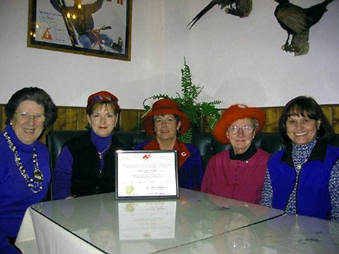 First Event Gasthaus Eichler 2003