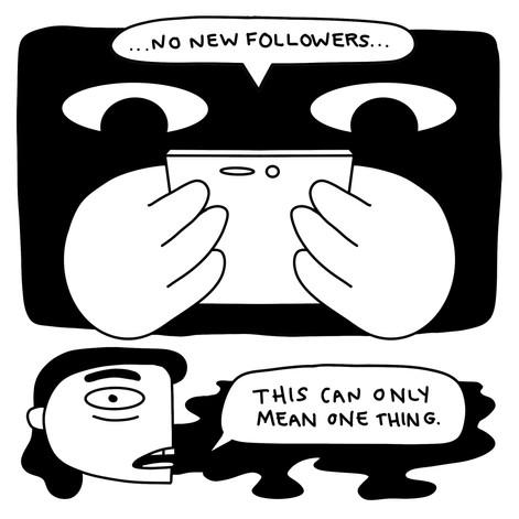 No New Followers - 1