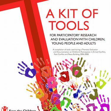 A Kit of Tools by Save the Children Norway
