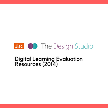 Digital Learning Evaluation Resources