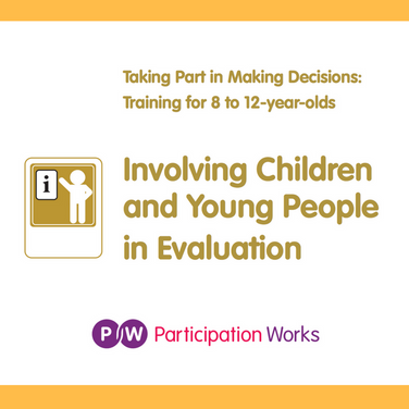 Involving Children and Young People in Evaluation