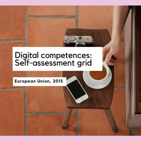Digital competance - Self-assesment grid
